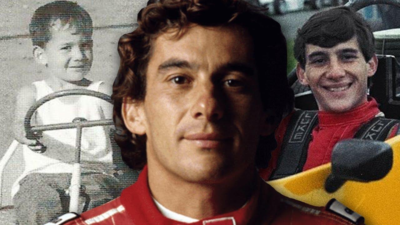 Conheca A Emocionante Historia De Ayrton Senna Youtube