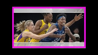 Breaking News | LA moves to top of AP WNBA power poll after win vs Lynx