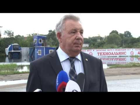 Объезд полпреда с 1 замом министра и мэром. Виктор Ишаев зол... И правильно!
