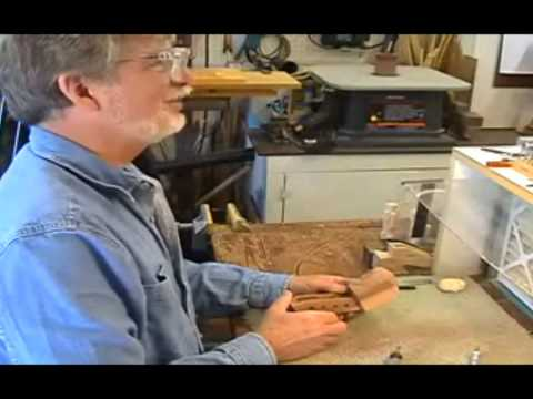 Ron Cook Carving Demo