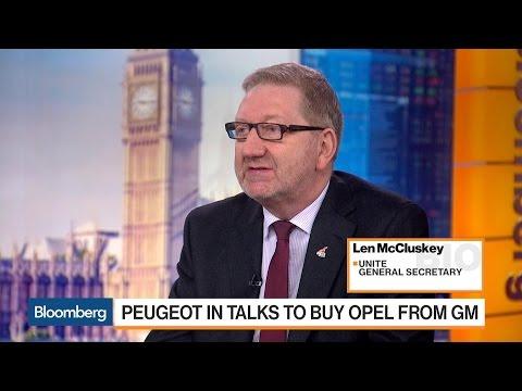 Unite Members Angered, Surprised by Opel Sales Talk