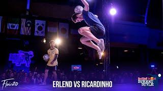 Erlend Fagerli v Ricardinho - Final | Red Bull Street Style 2018