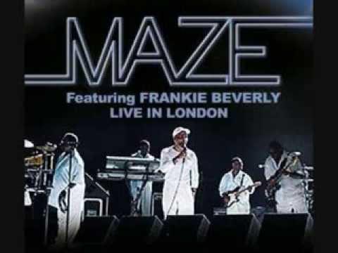 Maze - 1985 Concert - Hammersmith Odean