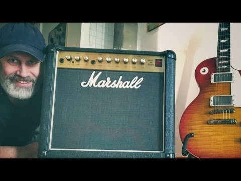 Cheap but Word Class! - Marshall MOSFET 100 Reverb