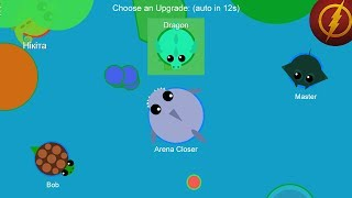 Mope.io New Classic (Old) Mope - New update