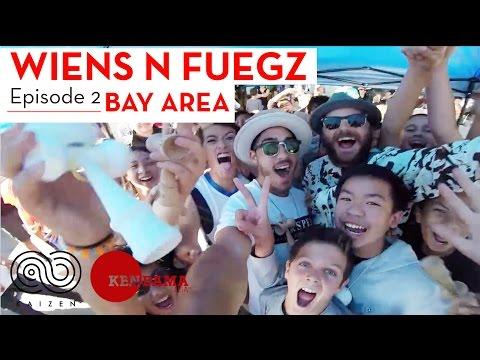 Wiens 'n' Fuegz show Episode 2 - BAY AREA