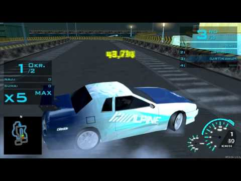 Docks Track 3 & 3 [R] (perfect line) - NFS: San Andreas