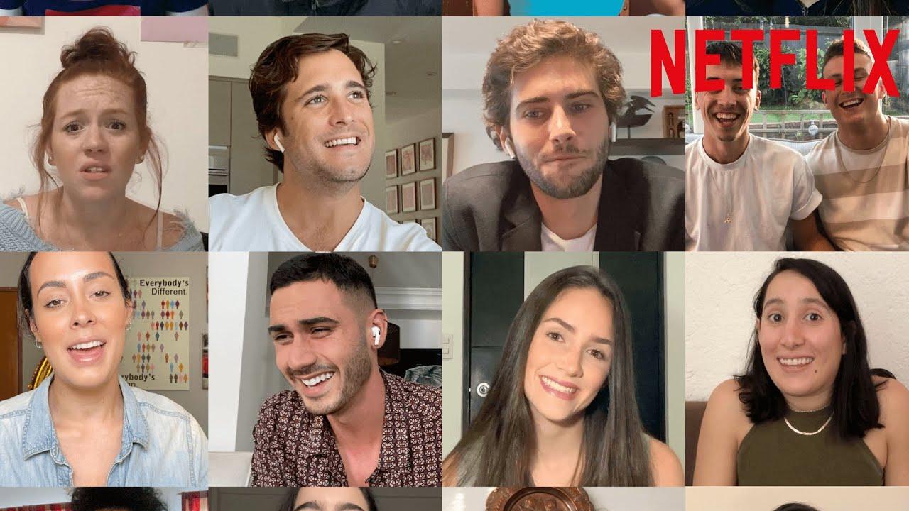 Historias que nos unen, con Yankel Stevan, Diego Boneta y Alejandro Speitzer   Netflix