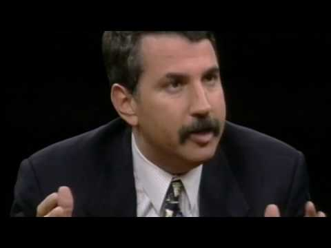 Tom Friedman interview on Charlie Rose (1997)