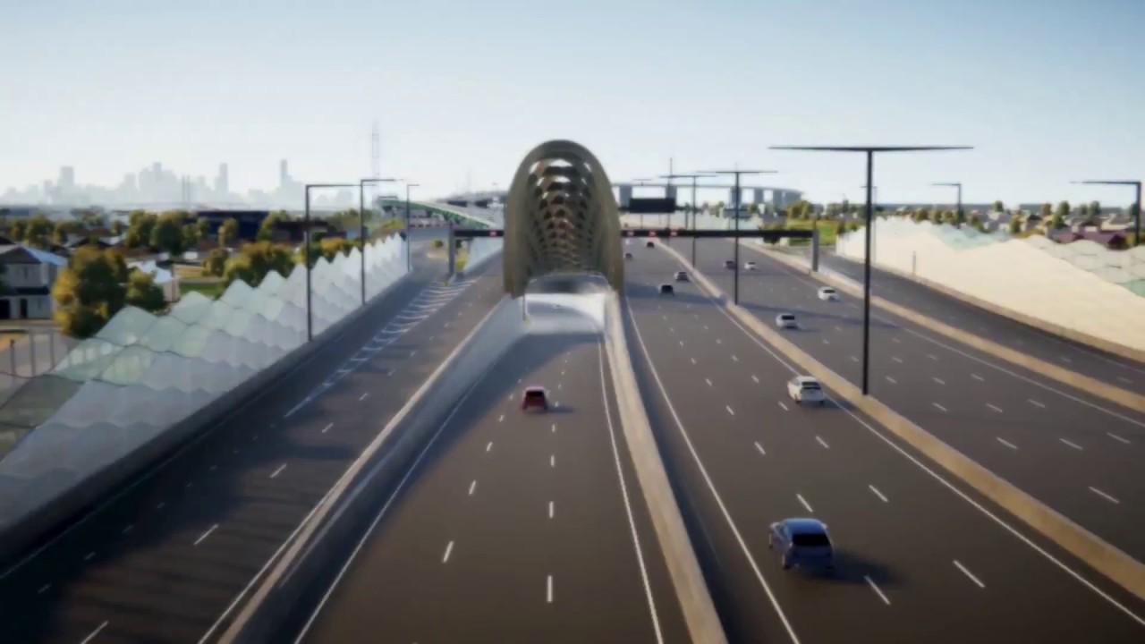 West Gate Tunnel Project – West Gate Tunnel Project