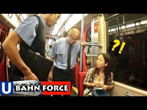 Verrückte Kontrolle – U-Bahn Force - Wiener Schmäh