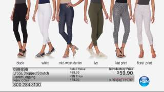 HSN   HSN Today: LYSSE Fashions 06.01.2017 - 07 AM