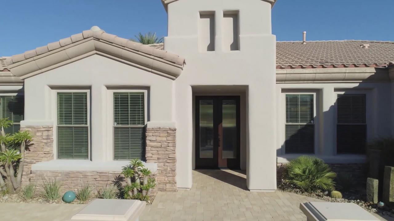 44 Camino Real In La Terraza Palacio Rancho Mirage Youtube