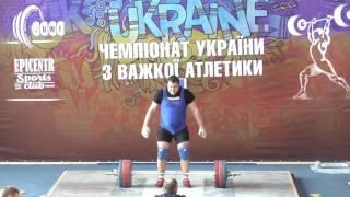 Турнир И.Рыбака, Чемпионат Украины ШВСМ 2016 / Weightlifting Ukraine