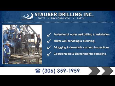 Stauber Drilling - Well Drilling Company Regina