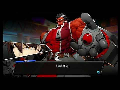 Blazblue Cross tag battle 2.0 extra story chapter 10  