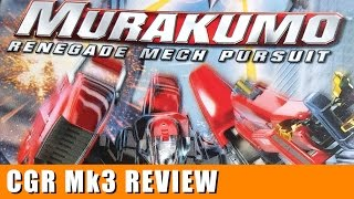 Classic Game Room - MURAKUMO RENEGADE MECH PURSUIT review for Xbox