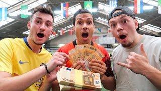 50€ pro TOR FUßBALL CHALLENGE