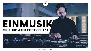 Einmusik on tour with Ritter Butzke   at Friedrichstadt-Palast Berlin