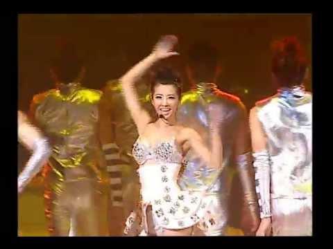 Jolin Tsai 蔡依林MYSELF世界巡迴演唱會_台北場『美人計』 (Voguing Feat. Benny Ninja)