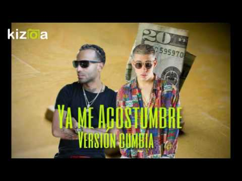 Ya Me Acostumbre -VERSION TRAP-CUMBIA-- Bad Bunny ft. Arcangel🔥🔥