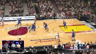 NBA 2K14 PlayStation 4 Gameplay (Demo) - IGN Live