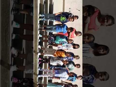 Ms.Chong's 2nd grade class From Anna Kirchgater Elementary school
