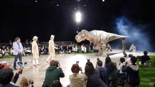 T-Rex at Hikarie Hall in Shibuya [RAW VIDEO] thumbnail