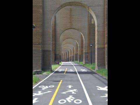 Hell Gate Pathway, Randalls and Wards Island, New York, NY