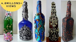 5 Bottle Decoration Ideas
