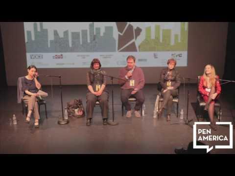 Feminizm Po-Russki: Three Writers on Women in Modern Russia—2017 PEN World Voices Festival