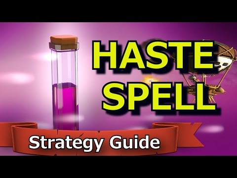 Strategy Guide: Haste Spell | Learn to Dominate Using HASTE! | Air Attack Strategy