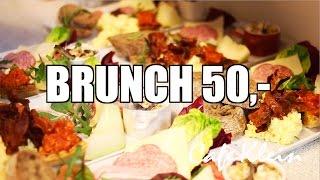 Cafe Klein - Brunch-tilbud