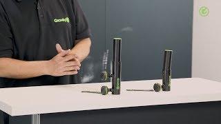 Gravity  -  Speaker Tilt Adapters