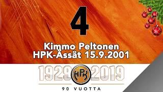 Joulukalenteri #3, Kimmo Peltosen kauden 2001-02 avausmaali