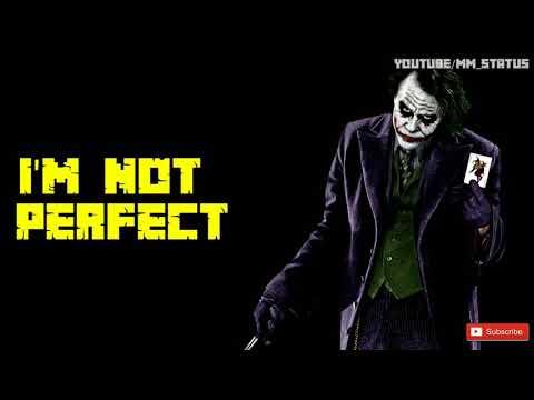 I am bad joker quotes attitude whatsapp status