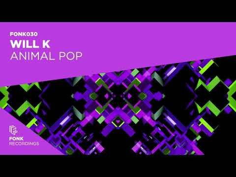 WILL K - Animal Pop
