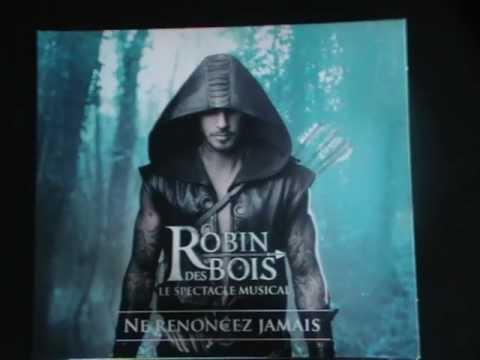 Robin des bois  '' Un monde à changer '' par Nyco lilliu