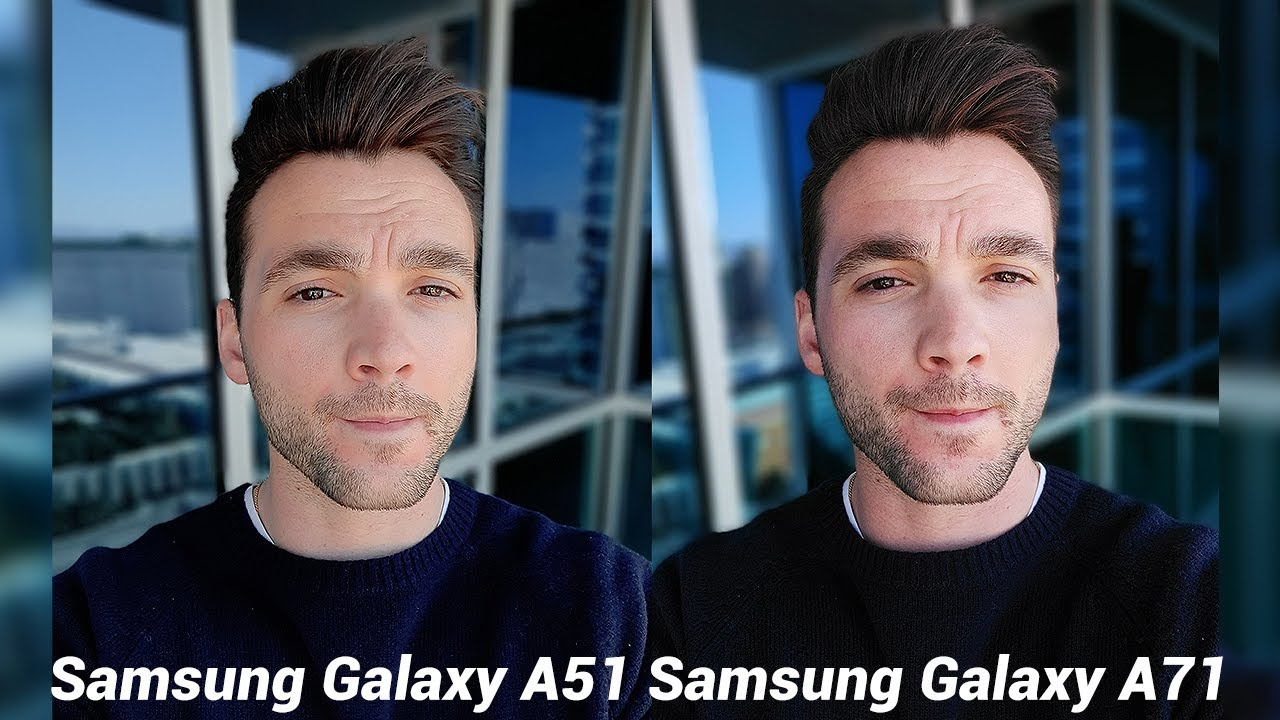 Samsung Galaxy A51 vs A71 Camera Comparison Test: Crazy Difference!