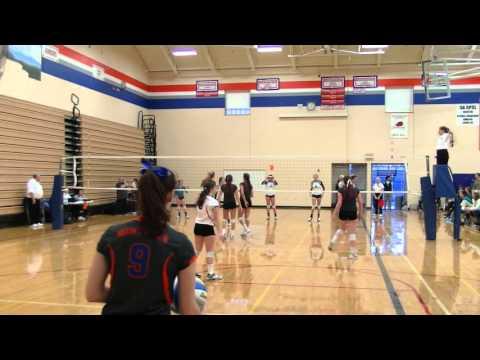 District match AMHS vs ARHS 2015