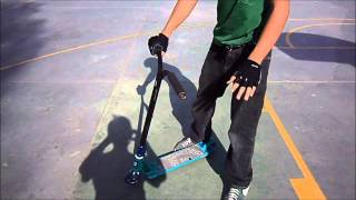 tutorial como hacer tailwhip (scooter) explicacion de trucos para principiantes