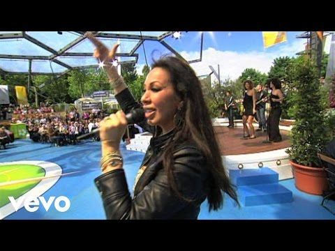 Jennifer Rush - Echoes Love (ZDF-Fernsehgarten 30.5.2010) (VOD)