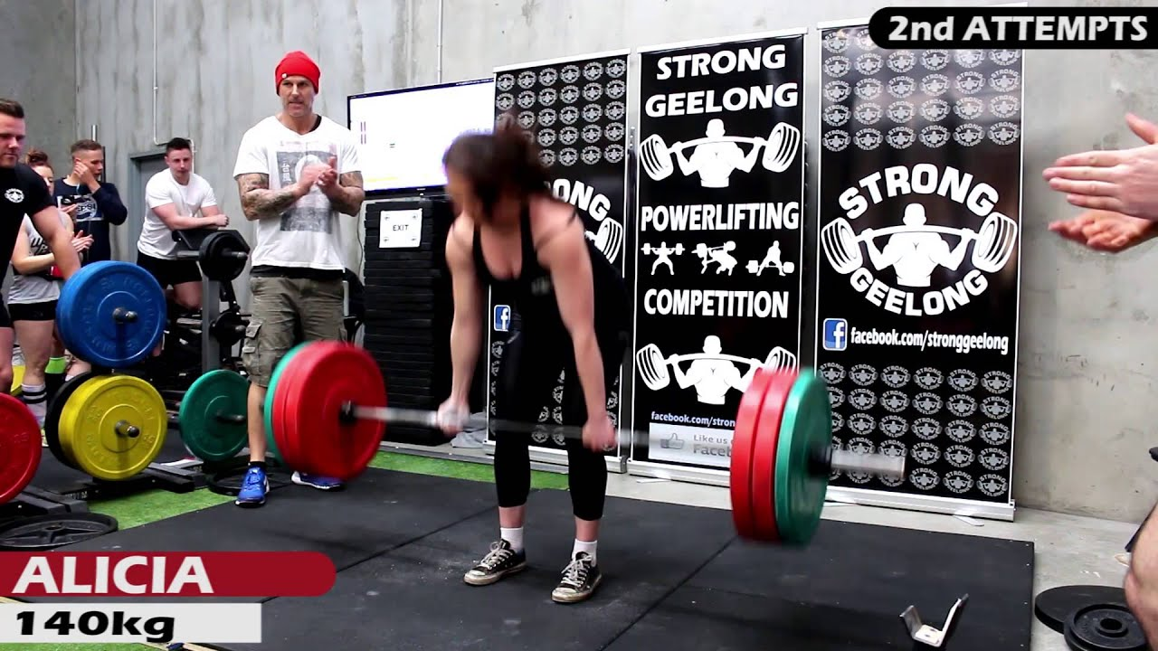Sg powerlifting comp female deadlifts july 2015 youtube sg powerlifting comp female deadlifts july 2015 falaconquin