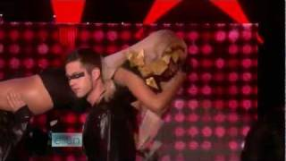 Lady gaga - just dance (2008 the ellen ...
