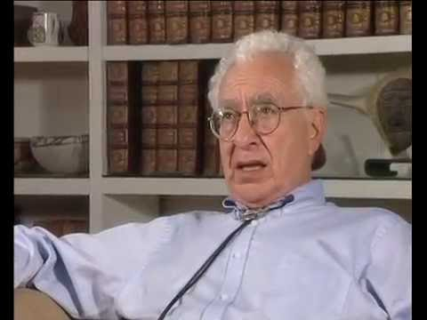 Murray Gell-Mann - Global symmetry. Yang-Mill's theory. Phil Anderson (85/200)