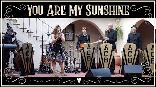 You Are My Sunshine - Jazzy Sing Along (Amanda Castro Band)