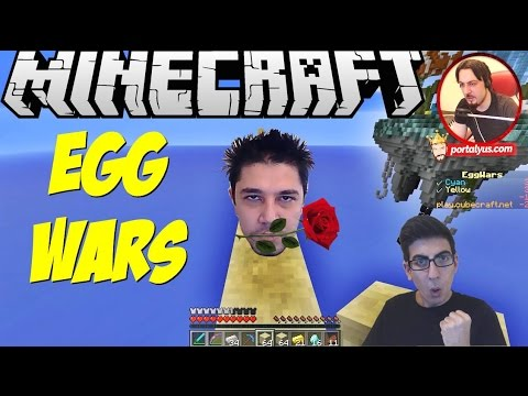 Pudilerin Gücü Adına | Minecraft Türkçe Egg Wars | Bölüm 16
