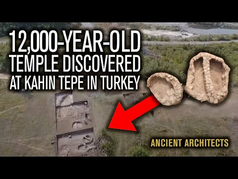 12,000-Year-Old Temple Discovered at Kahin Tepe in Turkey | Ancient Architects