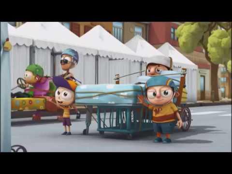 Angelo -  Das Bettenrennen Teil 1/2 Neue Folgen 12.04.2018 HD