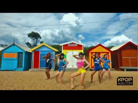 Hyuna - Bubble Pop    KpopAus